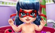 Miraculous Hero Baby Bath