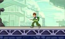 Missão do Ben10 Ultimate