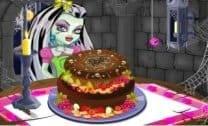 Monster High bolo de helloween