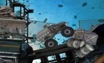 Monster Truck Destruição