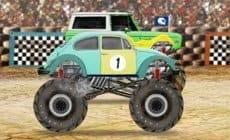 Monster Truck Street Race