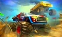 Monster's Wheels 2