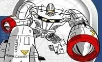 Montando o Transformers
