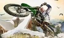 Moto Dublês De Inverno