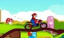Motocicleta do Mario