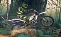 Motocross Desafio Na Floresta