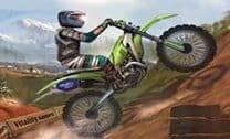 Motocross Louco Na Montanha
