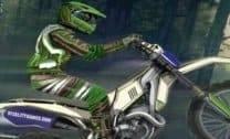 Motocross na Floresta