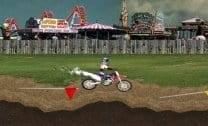 Motoqueiro em Aventura 3D