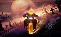 Motoqueiro Fantasma No Halloween