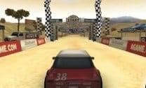 Novo circuito de Rally