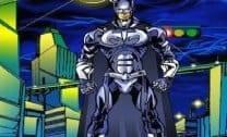 Novo Uniforme do Batman