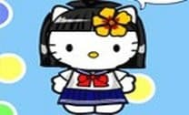 Novo visual Hello Kitty