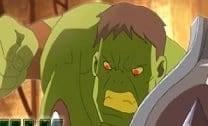 O Hulk Esmaga
