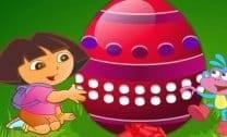 Ovo de Páscoa da Dora