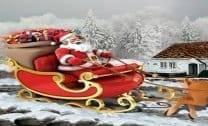 Papai Entrega De Natal