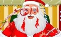Papai Noel Ferido