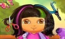 Penteado da Dora
