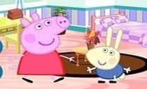 Peppa Pig Decorando O Quarto