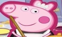 Peppa Pig Limpando O Quarto