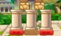 Pilares do templo
