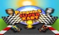 Pinguins Super Kart