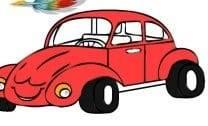 Pintar Livro de Carros