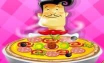 Pizza do chef