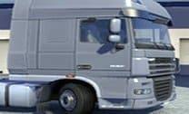 Pneus de Caminhão Escondidos do Daf