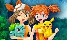 Pokemon Girls Dress Up