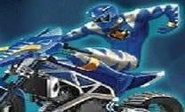 Power Rangers corrida