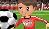 Prática no futebol