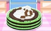Preparar uma torta gelada