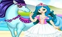 Princesa Do Cavalo Branco