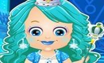 Princesa do Gelo Bebê Hazel