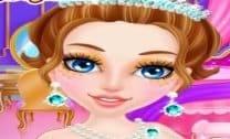 Princesa Reforma No Salão