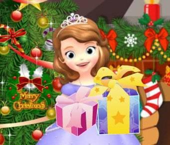 Princesa Sofia Natal Livre