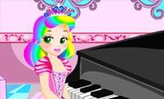 Princess Juliet Piano Lesson