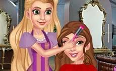 Princess Silver Hair