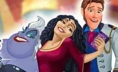 Princess vs Villains Selfie Challenge