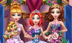 Princesses Royale Dressup