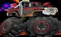 Proxeneta meu Caminhão de Monstro