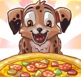 Puppy Pizza
