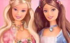 Puzzle Barbie Princesa