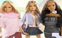 Puzzle da Barbie