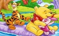 Puzzle do Pooh