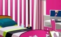 Quarto Rosa da Barbie