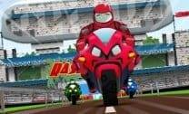 Racha de moto