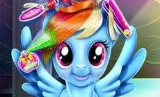 Rainbow Dash Real Haircuts