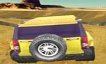 Rally com jeep